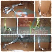 Tirante/cordão para pendurar caneca no pescoço. Loja virtual: www.canecasbahia.com.br