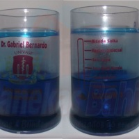 Caneca acrílico c/ GEL congelante. Loja virtual: www.canecasbahia.com.br