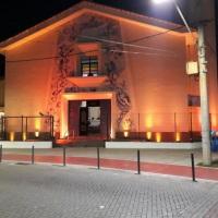 Iluminação de fachadas de Igrejas para casamentos
