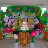 decoração infantil Jardim Encantado