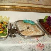Jantar servido