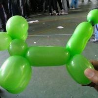 escultura- poodle