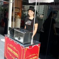 Aluguel carrinho de batata frita em BH