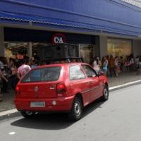 Campanha C&A Claro, Centro de Fortaleza