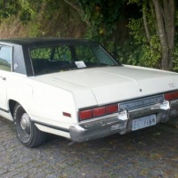 Ford Galaxie Branco