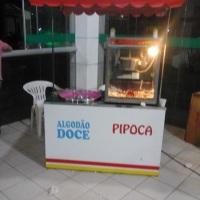 BARRACAS DE PIPOCA E ALGODÃO DOCE