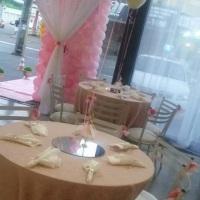 Mesas decoradas com detalhes e charme