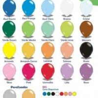 Catálogo Balões de Látex