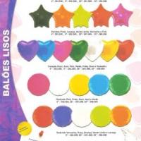 Catálogo Balões Metalizados