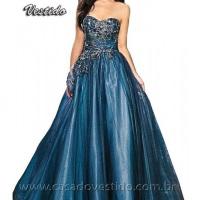 Vestido mãe do noivo plus size na cor azul cristal (11) 2235.0268 aclimação vila mariana