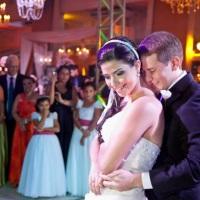 Casamento de  Ágahta & Roger Caleffi