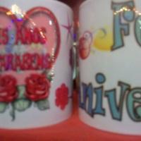 caneca personalizada para aniversário