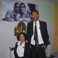 Cerimonialista e mestre de cerimonia. Casamento de K&T (Alagoinhas)
