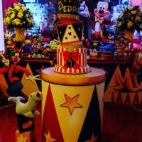 Festa circo do mickey Vila Laura