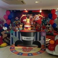 Festa circo do Mickey Alphavile