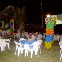 Salão de Festas - um espaço amplo e aconchegante