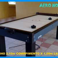 Aero hockey - air game