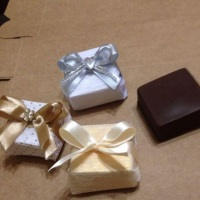 embalagens e doce sem embalagem