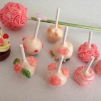 cake pop, mini cake pop e mini cupcake