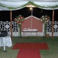 area para cerimonia ao ar livre