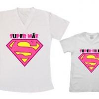 Camisetas personalizada mãe e Filha