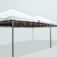 TOLDOS 5m X 5m e 4m X 4m. Ideal para viabilizar eventos em área externa.