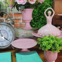 Aluguel de peças decorativas - Diversas peças para locação.