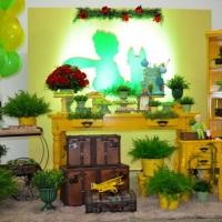 Decoração temática completa ou Aluguel de peças decorativas - Diversas peças para locação.