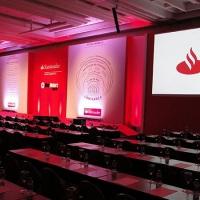 Convenção Santander Financiamentos - Hotel Royal Palm Plaza - Campinas.