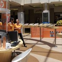Estão HP - Shopping Barra - Rio de Janeiro