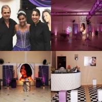 15 anos com decoração especial, buffet completo, opem bar e pista de dança
