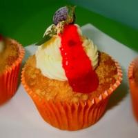 Particpe das aulas de Cupcake ministrada na Gastronomia Castellani - Inf: 44-9844-7319