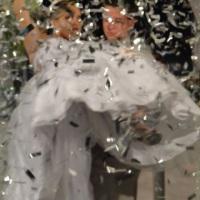 Chuva de Prata na Dança com principe