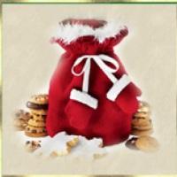 Cookies Natalinos Deliciosos