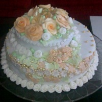 Flores para uma linda noiva!!!!