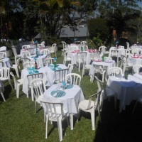 Comporta até 200 convidados