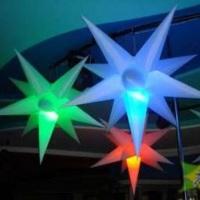 Sputnik Estrela- Luz verde / Luz Negra