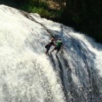 rapel em cachoeira