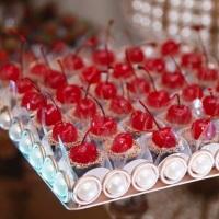 Doce fino - Vasinho de cereja