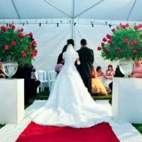 Buffet completo para casamento