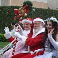 Papai Noel e Trenó