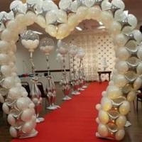 #Casamento #combina #com #Balões       #IdeiasGigantes2016 #SanSilvaCBA #CirandaDaAlegriaDe