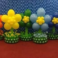 #7º Arte Balões Bahia #Tiago Miguel #cirandadaalegriadecoracoes