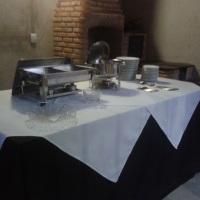 Mesa banquete 2,20x1,10