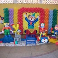 Alugueis temas infantis para festas
