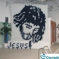 IMAGEM DE JESUS CRISTO DECORADOR LUCIANO MANCUSO