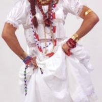 Drag Queen Baiana