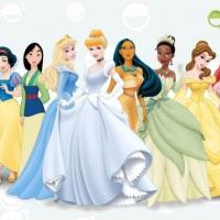 Escolha uma das princesas para a festa de sua filha!
