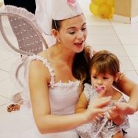 Escola de Princesas com a Fada Madrinha!