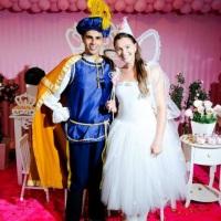 Príncipes e Fadas para Escola de Princesas